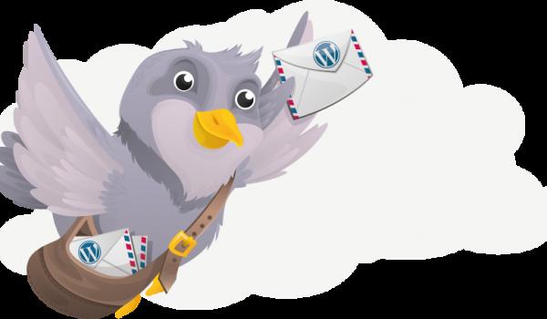 The MailPoet owl mascot