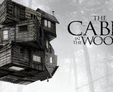 Cabin in the Woods movie poster