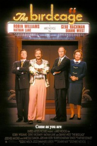 Movie cover of the film The Birdcage