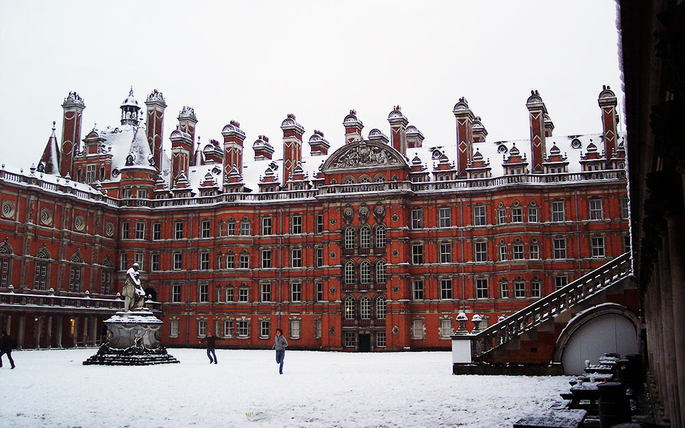 Royal Holloway Founders Hall